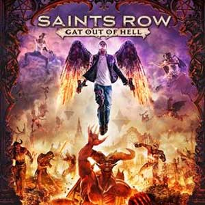 Buy Saints Row 4 Gat out of Hell Xbox 360 Code Compare Prices