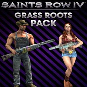 Saints Row 4 Grass Roots Pack