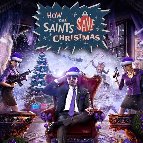 Saints Row 4 How The Saints Save Christmas