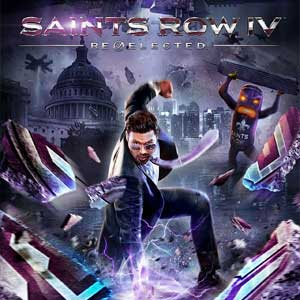 Saints Row 4 Re-Elected