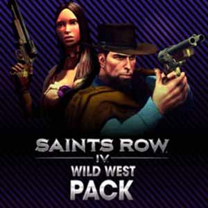 Saints Row 4 Wild West Pack