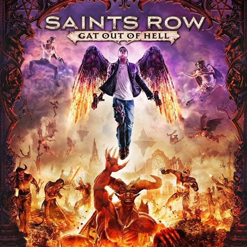 Buy Saints Row Gat out of Hell PS4 Game Code Compare Prices