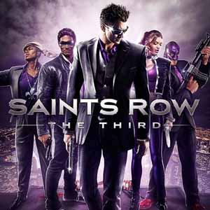 Buy Saints Row The Third PS3 Game Code Compare Prices
