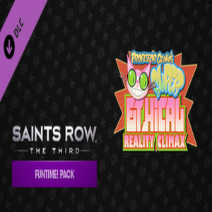 Saints Row The Third Funtime Pack
