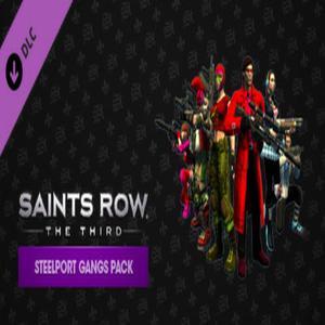 Saints Row The Third Steelport Gangs Pack