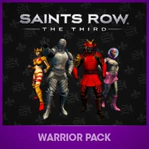 Buy Saints Row The Third Warrior Pack CD Key Compare Prices