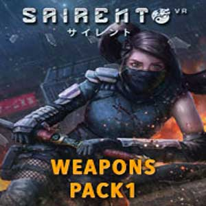 Buy Sairento VR Weapons Pack CD Key Compare Prices