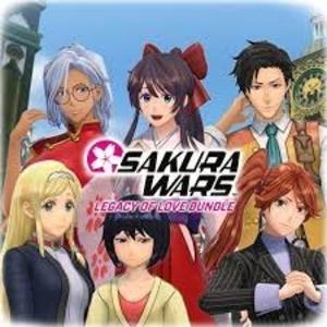 Sakura Wars Legacy of Love Bundle