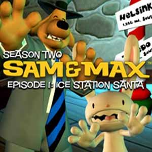 Buy Sam & Max 201 Ice Station Santa CD Key Compare Prices