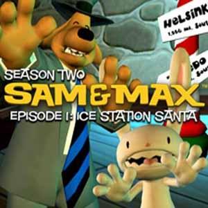 Sam & Max 201 Ice Station Santa
