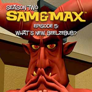 Sam & Max 205 Whats New Beezlebub