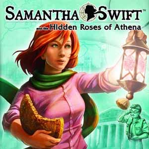 Samantha Swift The Hidden Rose of Athena