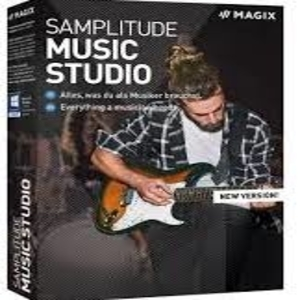 Samplitude Music Studio 2020