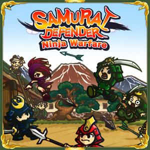 Samurai Defender Ninja Warfare