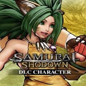Samurai Shodown Character Cham Cham