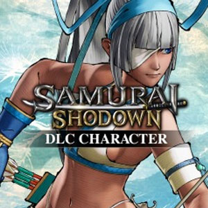SAMURAI SHODOWN CHARACTER MINA