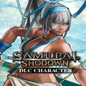 Samurai Shodown Character Mina Majikina