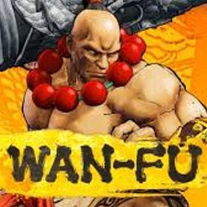 SAMURAI SHODOWN CHARACTER WAN-FU