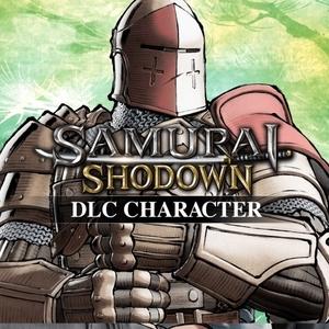 Samurai Shodown Character WARDEN