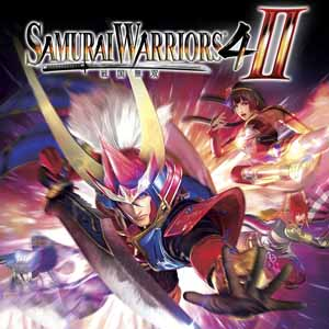 Buy Samurai Warriors 4-2 PS4 Game Code Compare Prices