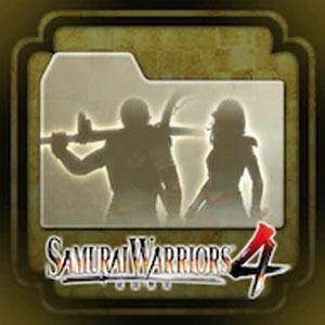 Samurai Warriors 4-2 Edit Parts Set