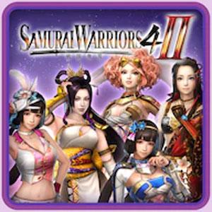 Samurai Warriors 4-2 Exclusive Costume Set