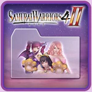 Samurai Warriors 4-2 Special Costume Set 2