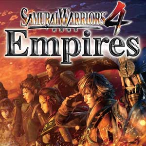 Buy Samurai Warriors 4 Empires PS4 Game Code Compare Prices
