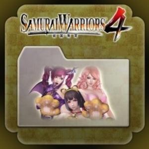 SAMURAI WARRIORS 4 Special Costume Set 2