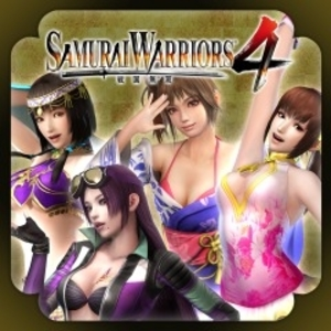 Buy SAMURAI WARRIORS 4 Special Costumes 6 PS4 Compare Prices