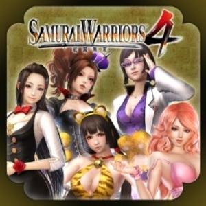 SAMURAI WARRIORS 4 Special Costumes 8
