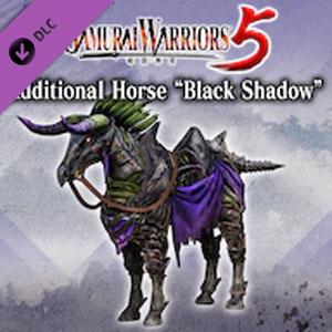 SAMURAI WARRIORS 5 Additional Horse Black Shadow