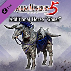 SAMURAI WARRIORS 5 Additional Horse Ghost