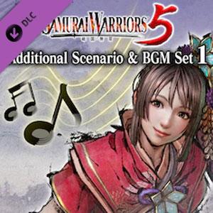 SAMURAI WARRIORS 5 Additional Scenario & BGM Set 1