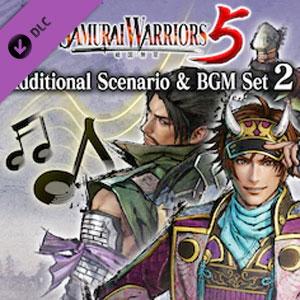 SAMURAI WARRIORS 5 Additional Scenario & BGM Set 2