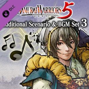 SAMURAI WARRIORS 5 Additional Scenario & BGM Set 3