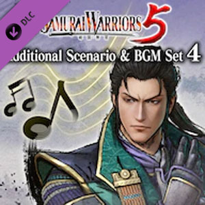 SAMURAI WARRIORS 5 Additional Scenario & BGM Set 4