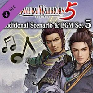SAMURAI WARRIORS 5 Additional Scenario & BGM Set 5