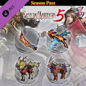 SAMURAI WARRIORS 5 Season Pass