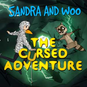 Buy Sandra and Woo in the Cursed Adventure CD Key Compare Prices
