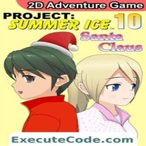 Santa Claus Project Summer Ice 10