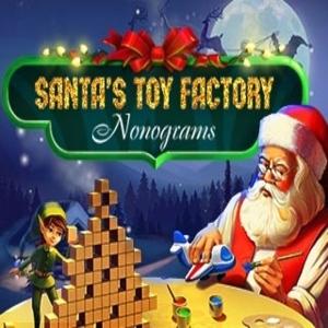 Santas Toy Factory Nonograms