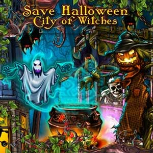 Buy Save Halloween City of Witches CD Key Compare Prices