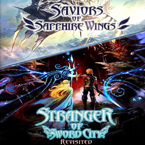 Buy Saviors of Sapphire Wings Stranger of Sword City Revisited Nintendo Switch Compare Prices