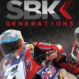 Buy SBK Generations Ps3 Game Code Compare Prices