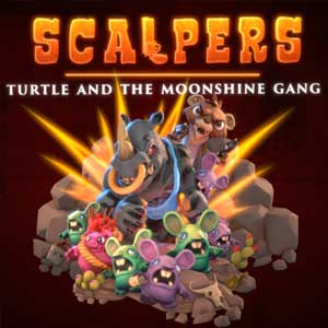 Buy SCALPERS Turtle and the Moonshine Gang CD Key Compare Prices