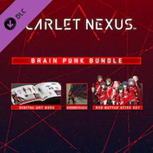 SCARLET NEXUS Brain Punk Bundle
