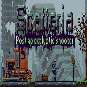 Scatteria Post apocalyptic shooter