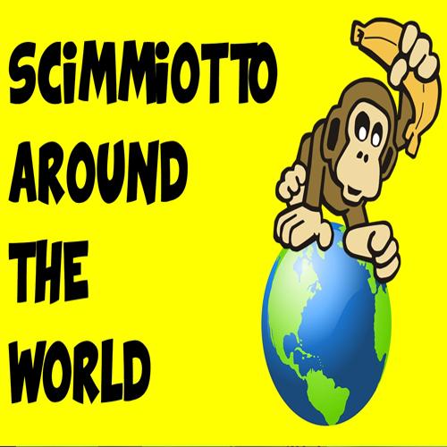 Scimmiotto Around The World