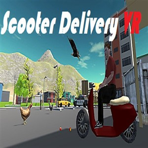 Scooter Delivery VR